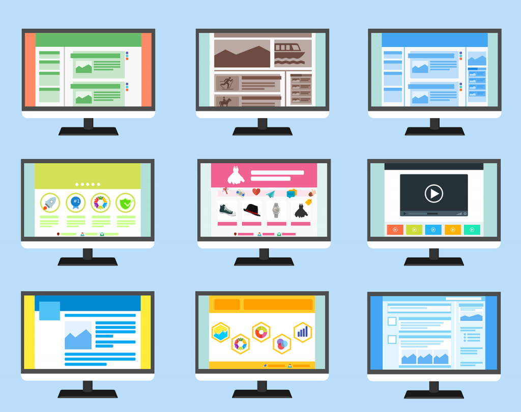 Websites may have many different looks, but should all have these ten essential elements.
